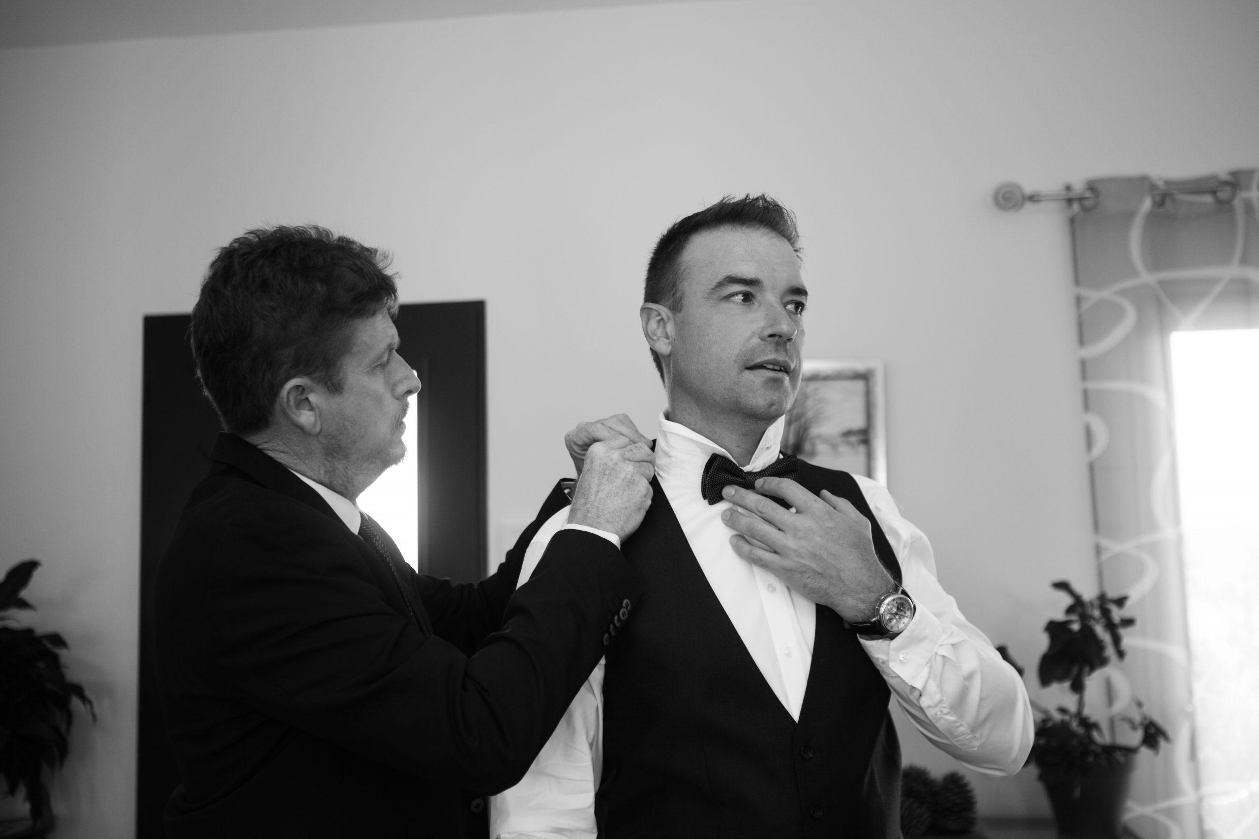 photo préparatifs de mariage