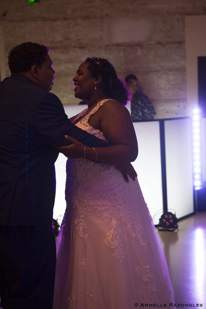 photographe mariage toulouse - ouverture de bal